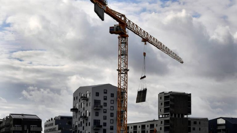 Immobilier une nette progression des constructions de logements en 1 an