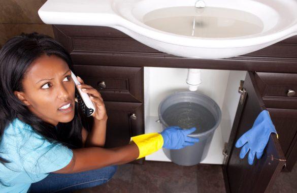 Trois (3) problèmes de plomberie très fréquents et leurs solutions